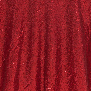 Sequin Red