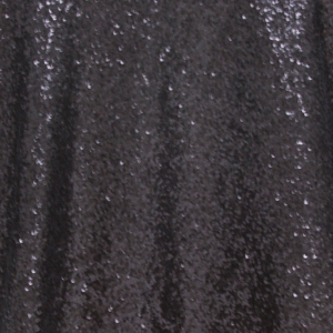 Sequin black